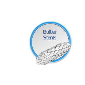 Bulbar Stents